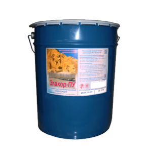 Элакор-ПУ эмаль для бетона