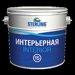 Интериор 15 - краска для влажных помещений