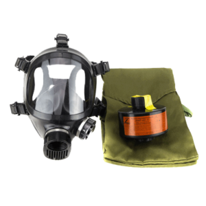 Противогаз Бриз-3301 (ППФ-95) промышленный с маской ППМ