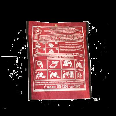 Противопожарное полотно 1,5 х 2 м (ПП-1200)