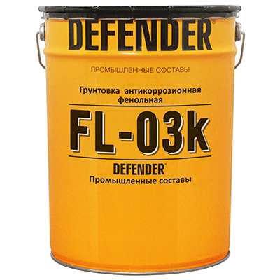Defender грунтовка ФЛ-03К
