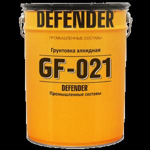 Defender грунт по металлу (ГФ-021)