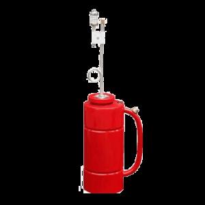 Зажигательный аппарат АЗ-4 для поджигания напочвенного покрова