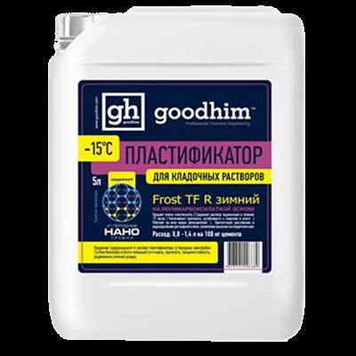 Комплексная добавка для строительных растворов GOODHIM (Гудхим) FROST TF R зимняя модификация
