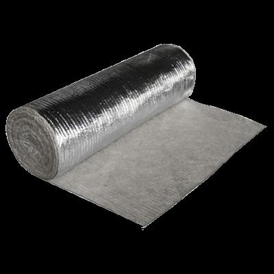 Материал базальтовый рулонный фольгированный МБФ 5,7,10,13,16,20 мм